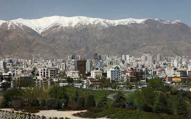 Alborz Mountains - Tehran - Iran Tours Highlight