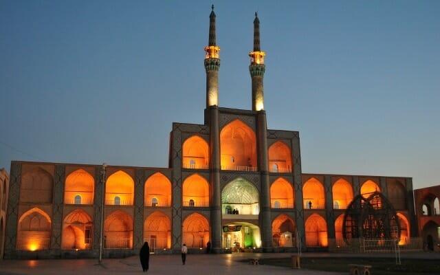 Amir Chakhmaq Complex - Yazd - Simply Persia Iran Tour Highlight