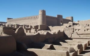 Arg-e Rayen - Rayen Citadel - Rayen - Kerman - Iran by Desert Tour Highlight