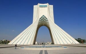 Azadi (Shahyad) Tower - Tehran - Iran - Persia in Leisure Iran Tour Highlight