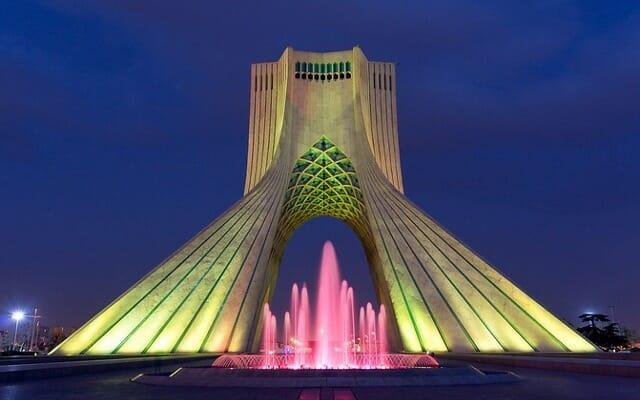 Azadi Square - Tehran - Simply Persia Iran Tour Highlight