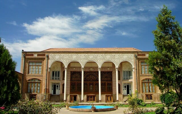 Bahman House - Tabriz - Northwest Extension Iran Tour Highlight