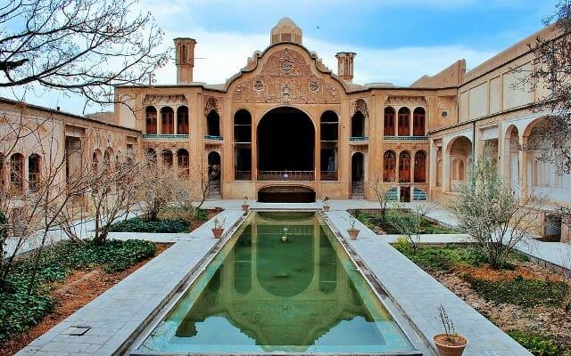 Borujerdi House - Kashan - Isfahan - Persia in Leisure Iran Tour Highlight