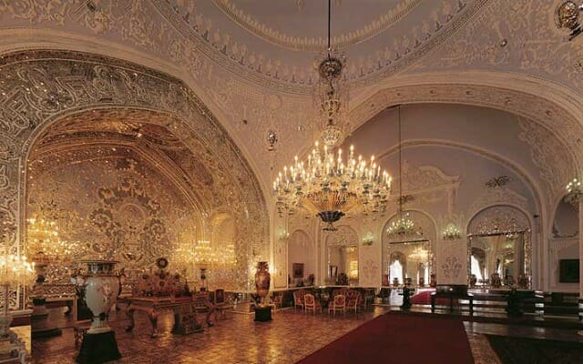 Golestan Palace - UNESCO World Heritage Site - Tehran - Persia in Leisure Iran Tour Highlight