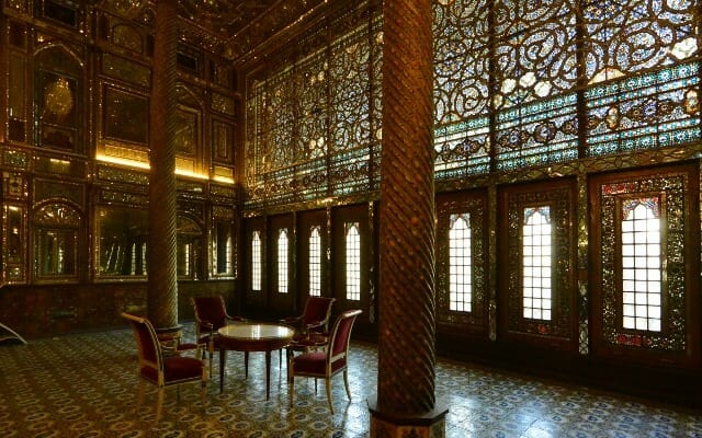Golestan Palace - UNESCO World Heritage Site Tehran-Iran - Persia in Leisure Iran Tour Highlight