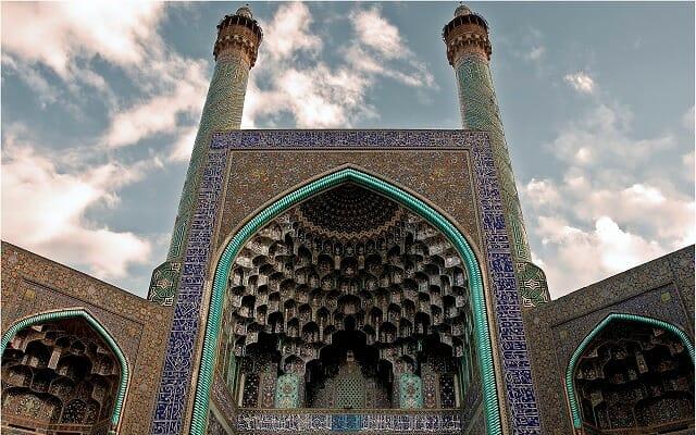 Imam Mosque - Isfahan - Iran Village Life Tour Highlight