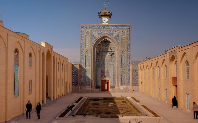 Kerman Jame Mosque - Kerman - Iran by Desert Tour Highlight