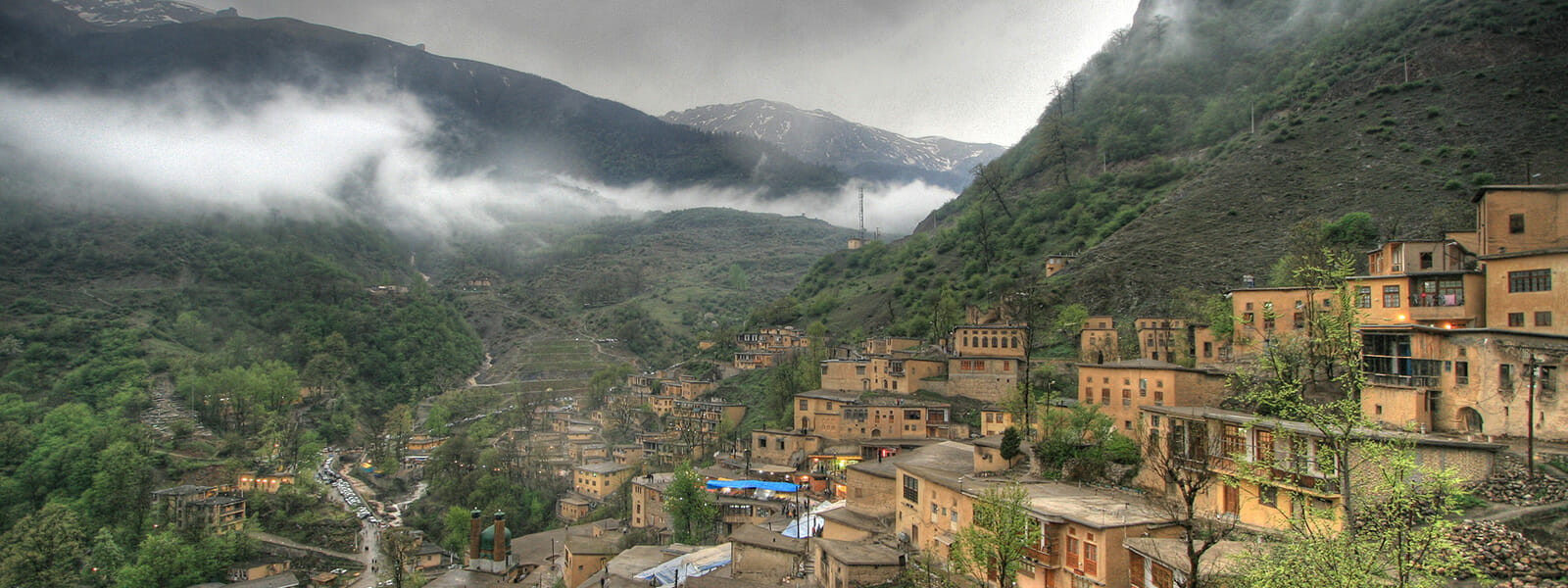 Masouleh - Gilan - North Iran Tour Highlight