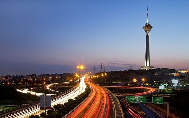 Milad Tower - Tehran - Simply Persia Iran Tour Highlight