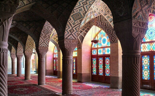 Nasir Al-Mulk Mosque - Shiraz - Truly Persia Iran Tour Highlight