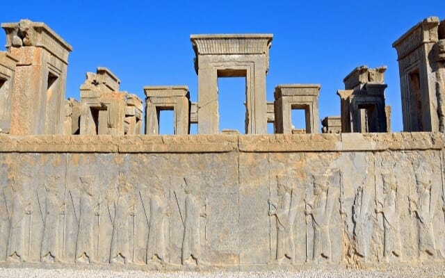 Persepolis - UNESCO World Heritage Site - Iran Tours Highlight