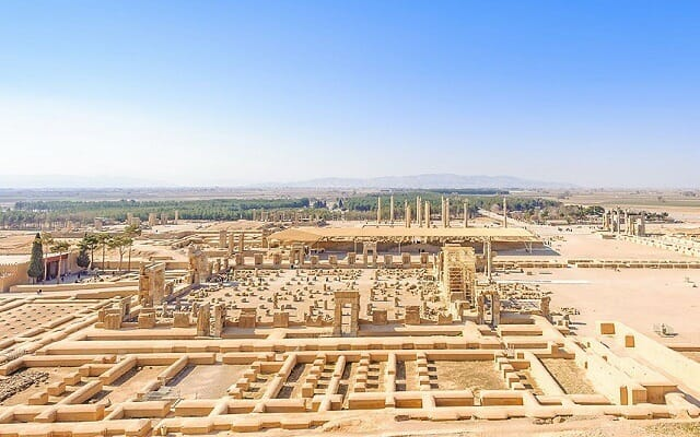 Persepolis - UNESCO World Heritage Site - Shiraz - Iran Tours Highlight