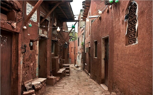 Red Village, Abyaneh - Isfahan - Iran Village Life Tour Highlight