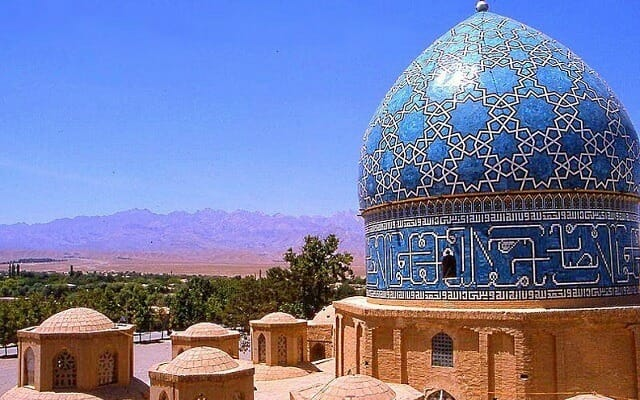 Shah Nemat-ol-lah Vali Shrine - Mahan - Ultimate Persia Iran Tour Highlight