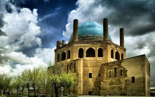 Soltanieh Dome - UNESCO World Heritage Site - Zanjan, Iran