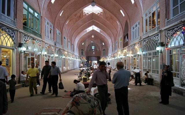 Tabriz Grand Bazaar - Tabriz - Express Persia Iran Tour Highlight