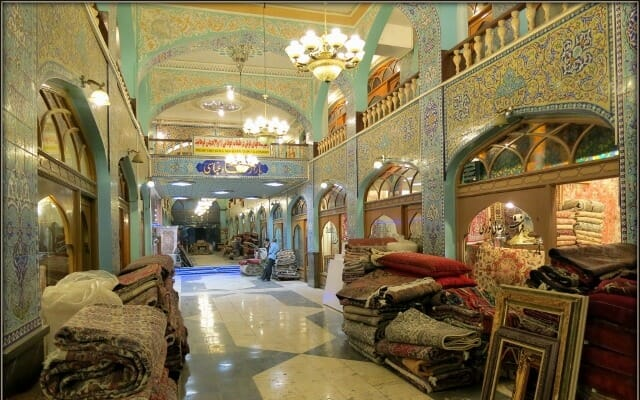 Tehran Grand Bazaar - Express Persia Iran Tour Highlight