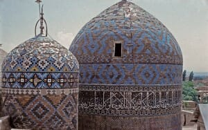 The Mausoleum of Sheikh Safi - Ardebil - Express Persia Iran Tour Highlight