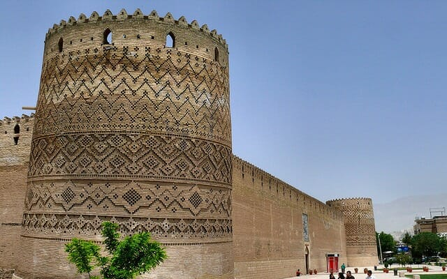 Citadel of Karim Khan - Shiraz - Express Persia Iran Tour Highlight