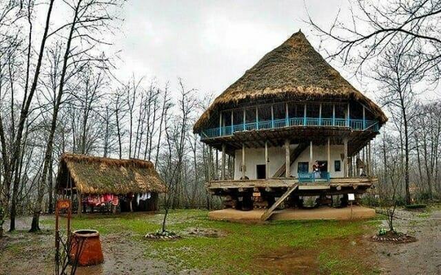 Treditinal House - Gilan - Simply Persia Iran Tour Highlight