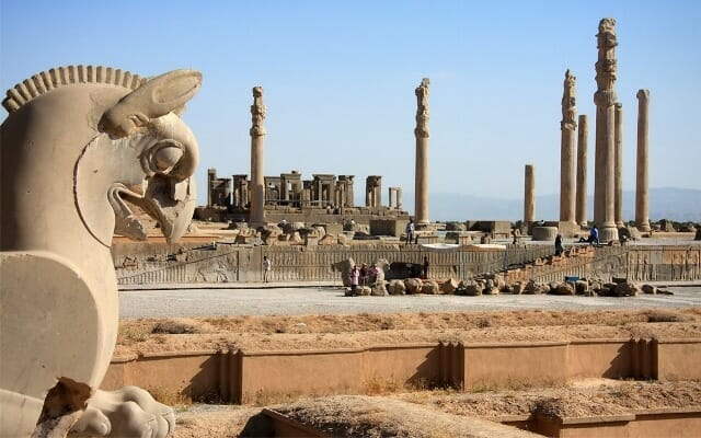 Ruins of Persepolis - Shiraz - Fars - Iran Tours Highlight