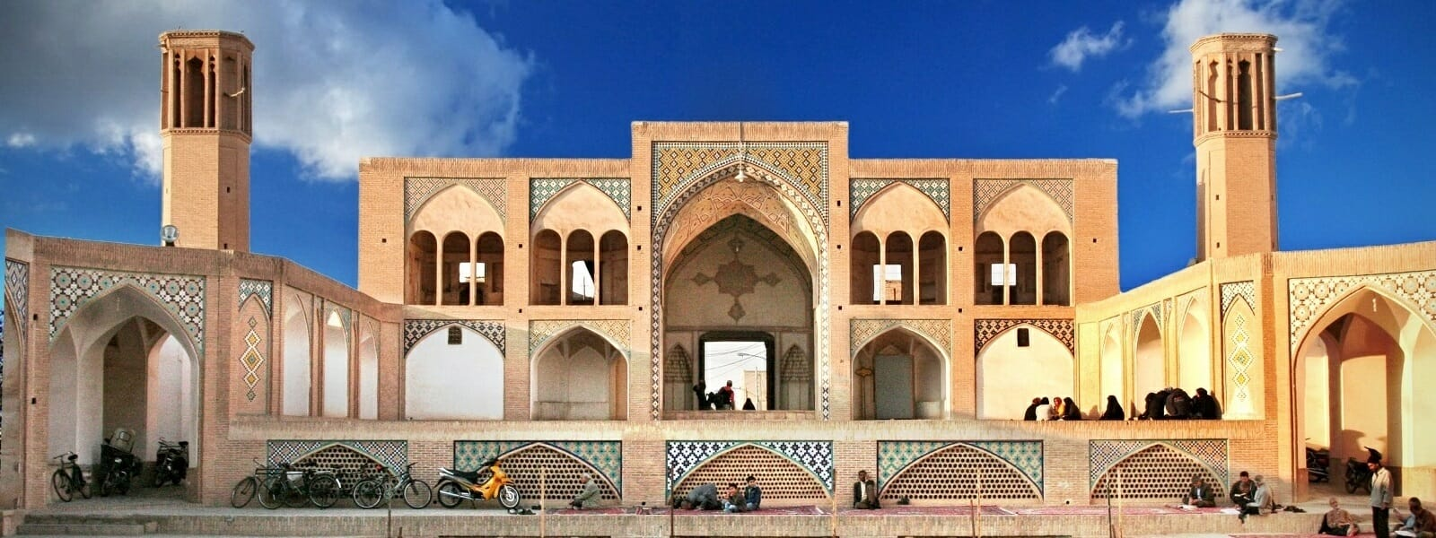 Agha Bozorg Mosque - Kashan - Iran Tours Highlight