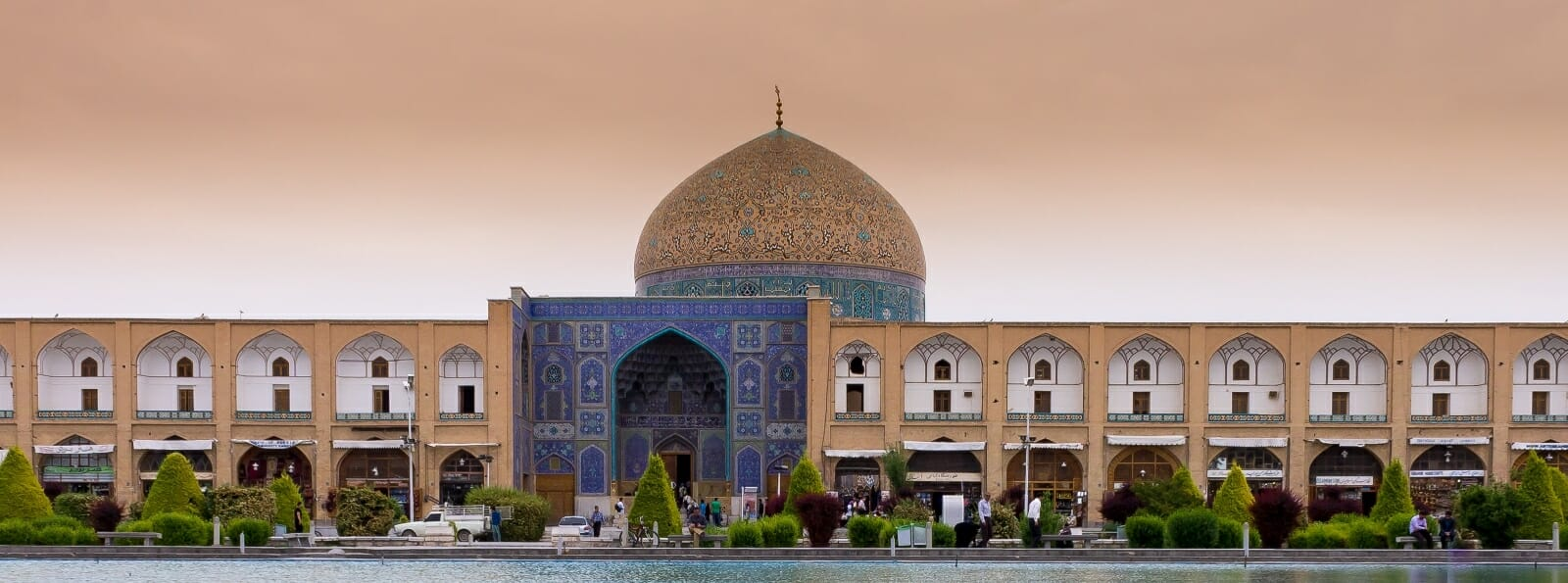 Sheikh Lotfollah Mosque Isfahan - Iran Tours Highlight