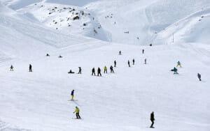 Iran Skiing - Iran Ski Tour