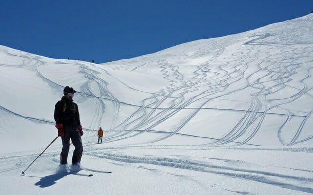 Dizin Ski Resort - Iran Ski Tour